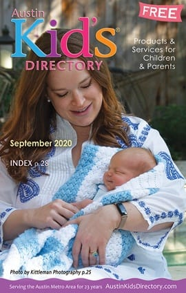 This is the September 2020 cover, photo taken by Kittleman Photography.