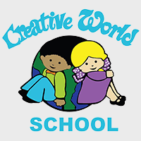 Creative World badge