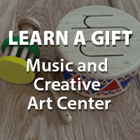Learn A Gift badge